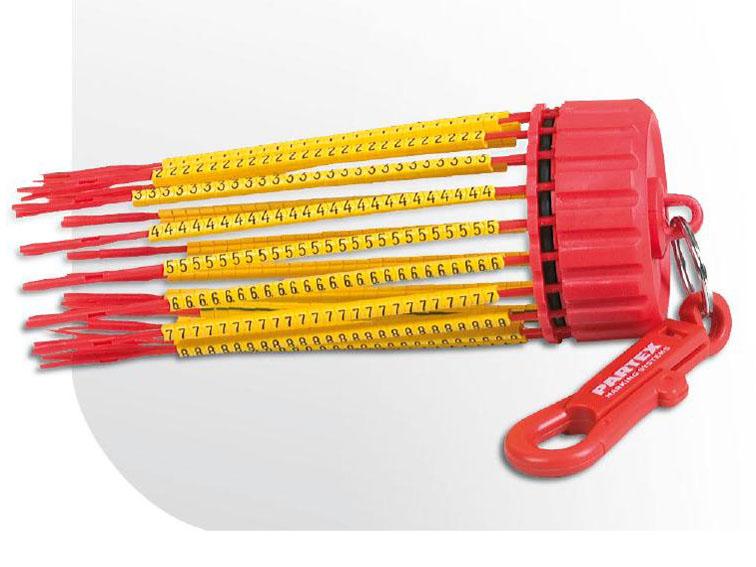 Монтажные спицы для маркировки кабеля и провода