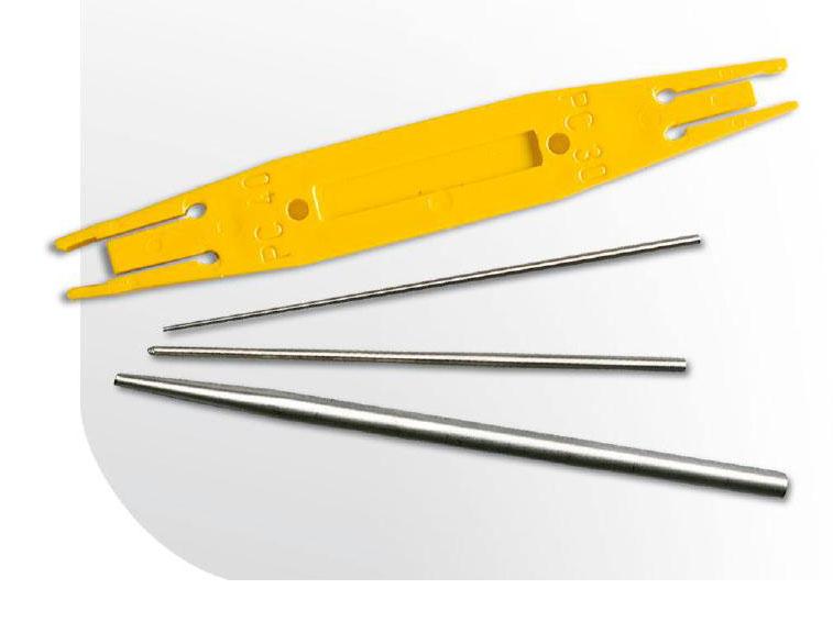 Монтажные спицы для Ра и РУ для маркировки кабеля и провода